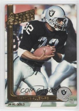 1991 Action Packed Gold #24G - Marcus Allen