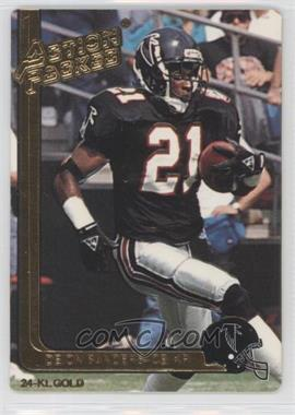 1991 Action Packed Gold #2G - Deion Sanders