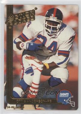 1991 Action Packed Gold #30G - Ottis Anderson