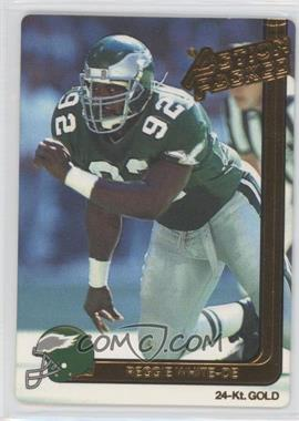 1991 Action Packed Gold #35G - Reggie White