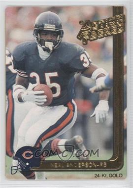 1991 Action Packed Gold #6G - Neal Anderson