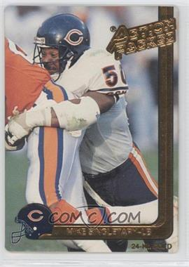 1991 Action Packed Gold #8G - Mike Singletary