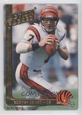 1991 Action Packed Gold #9G - Boomer Esiason