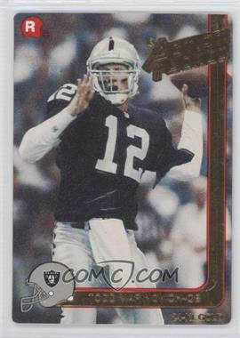 1991 Action Packed Rookies Gold #23G - Todd Marinovich