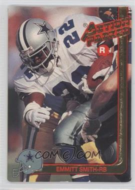 1991 Action Packed Rookies Prototype #N/A - Emmitt Smith