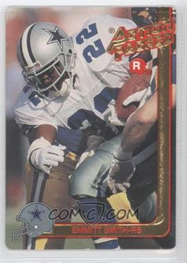 1991 Action Packed Rookies Prototype #R* - Emmitt Smith