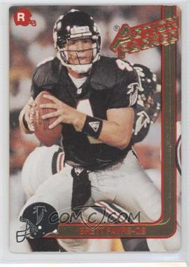 1991 Action Packed Rookies #21 - Brett Favre