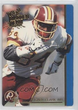 1991 Action Packed The All-Madden Team - [Base] #40 - Gary Clark