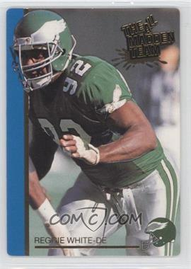 1991 Action Packed The All-Madden Team #19 - Reggie White