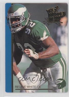 1991 Action Packed The All-Madden Team #19 - Reggie White