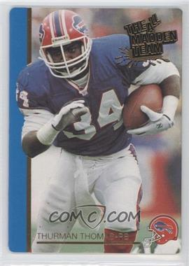 1991 Action Packed The All-Madden Team #31 - Thurman Thomas