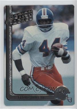 1991 Action Packed Whizzer White Award #8 - Floyd Little