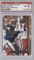 Bruce Smith [PSA/DNA Certified Auto]