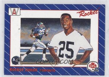 1991 All World CFL #1.1 - Rocket Ismail
