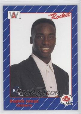 1991 All World CFL #38 - Rocket Ismail