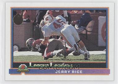 1991 Bowman - [Base] #274 - Jerry Rice