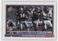 AFC Divisional Playoff (L.A. Raiders, Cincinnati Bengals)