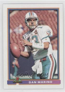 1991 Bowman #285 - Dan Marino