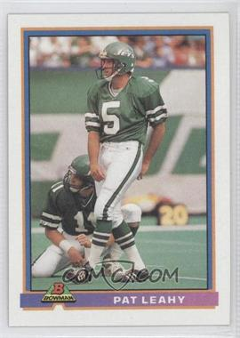 1991 Bowman #391 - Pat Leahy