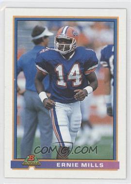 1991 Bowman #432 - Ernie Mills