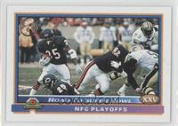 NFC Wild Card Game (Chicago Bears, New Orleans Saints)