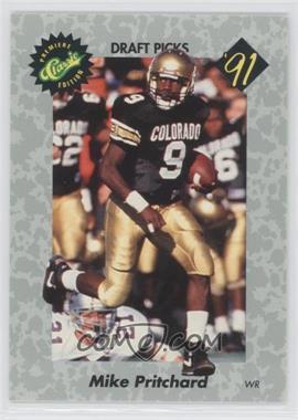 1991 Classic Draft Picks #12 - [Missing]