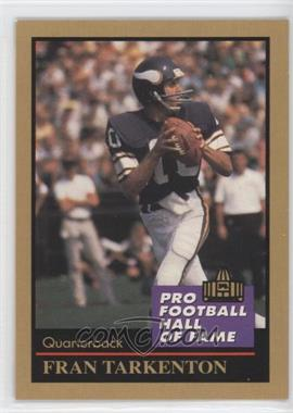 1991 Enor Pro Football Hall of Fame #134 - Fran Tarkenton