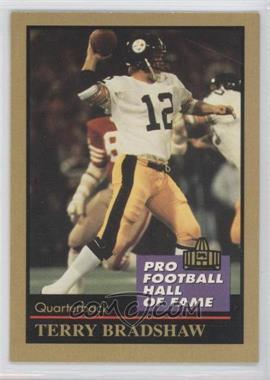 1991 Enor Pro Football Hall of Fame #16 - Terry Bradshaw