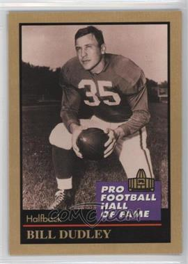 1991 Enor Pro Football Hall of Fame #37 - Bill Dudley