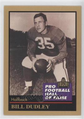 1991 Enor Pro Football Hall of Fame #37 - [Missing]