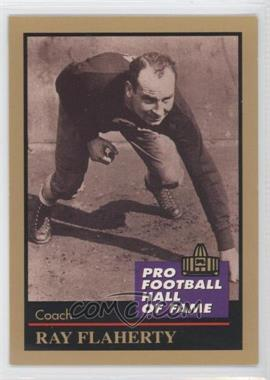 1991 Enor Pro Football Hall of Fame #41 - Ray Flaherty