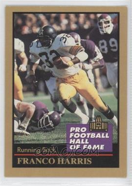 1991 Enor Pro Football Hall of Fame #58 - Franco Harris
