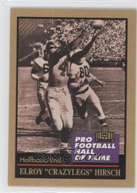 1991 Enor Pro Football Hall of Fame #66 - Elroy Hirsch