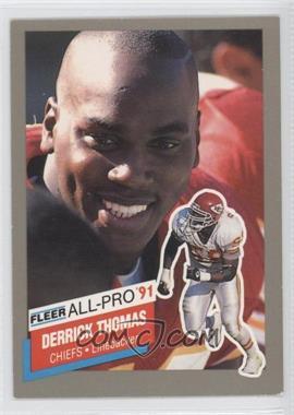1991 Fleer - All-Pro #13 - Derrick Thomas
