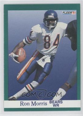 1991 Fleer - [Base] #223 - Ron Morris