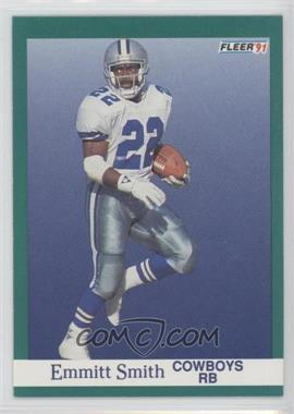 1991 Fleer - [Base] #237 - Emmitt Smith