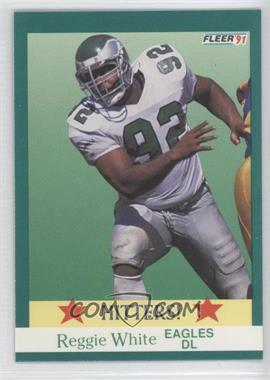 1991 Fleer - [Base] #397 - Reggie White