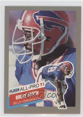 1991 Fleer All-Pro #5 - Bruce Smith
