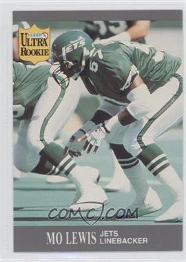 1991 Fleer Ultra Update #U-67 - Mo Lewis