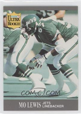 1991 Fleer Ultra Update #U-67 - Mo Lewis