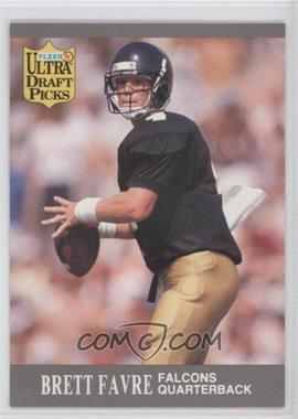 1991 Fleer Ultra #283 - Brett Favre
