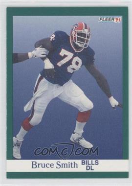 1991 Fleer #11 - Bruce Smith