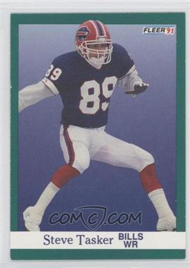 1991 Fleer #13 - Steve Tasker