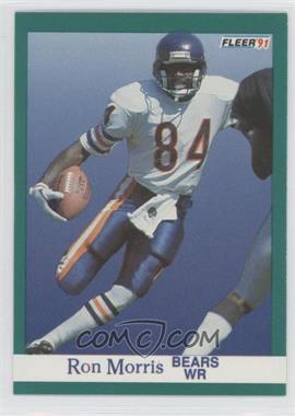 1991 Fleer #223 - Ron Morris