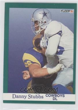 1991 Fleer #238 - Danny Stubbs