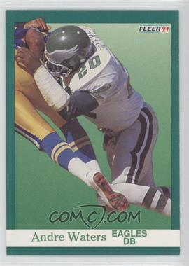 1991 Fleer #335 - Andre Waters