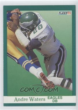 1991 Fleer #335 - Andre Waters