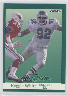 1991 Fleer #336 - Reggie White