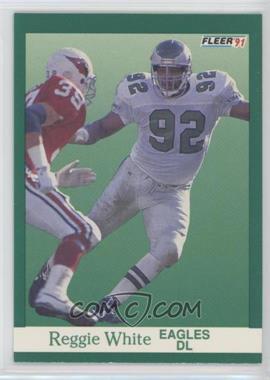 1991 Fleer #336 - Reggie White