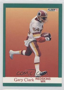 1991 Fleer #384 - Gary Clark